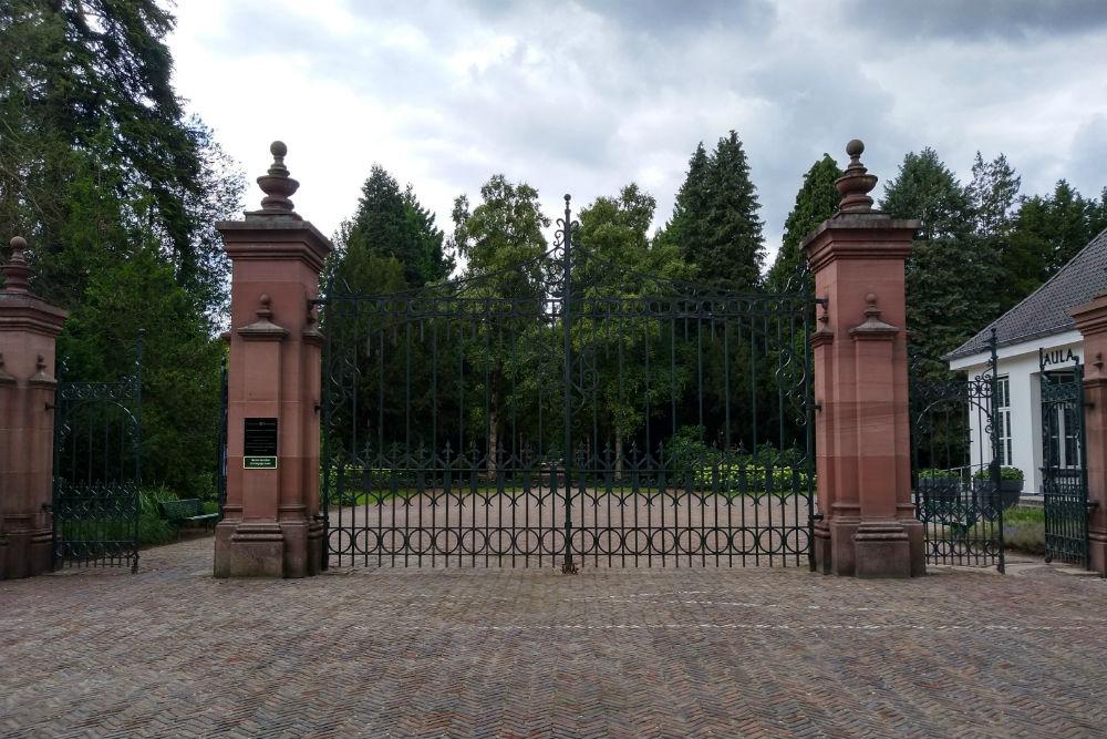 Dutch War Graves West Cemetery Enschede