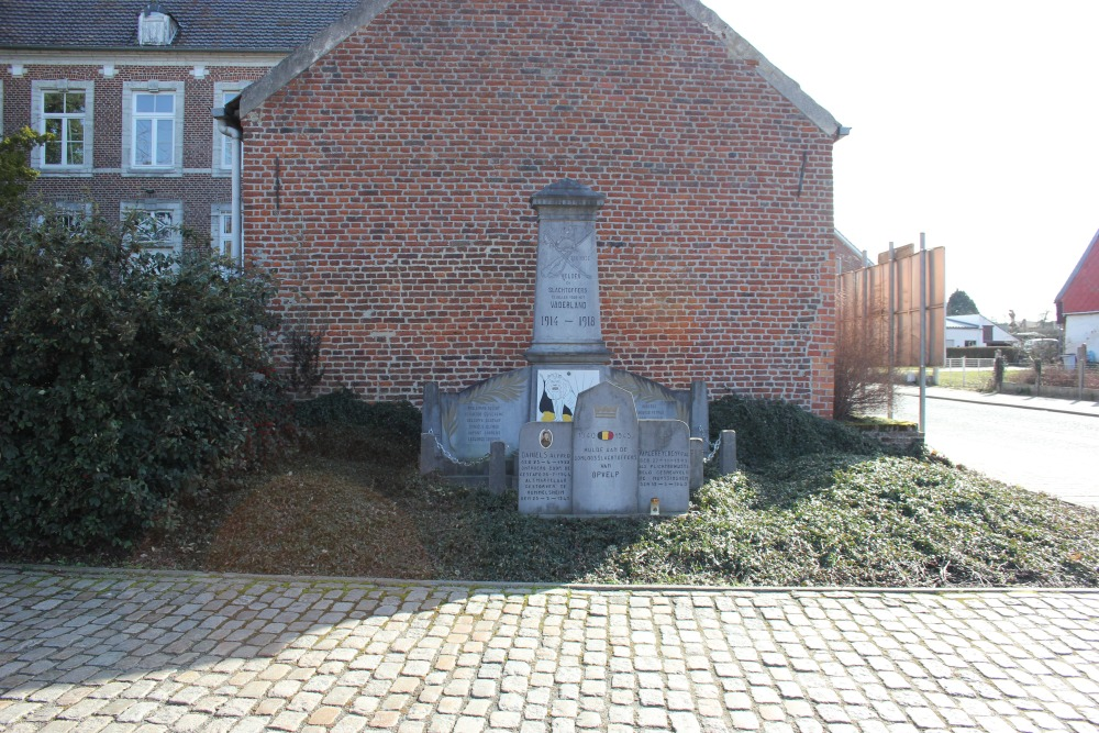 War Memorial Opvelp