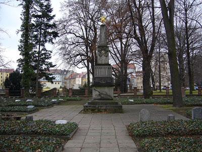 Soviet War Cemetery Bautzen