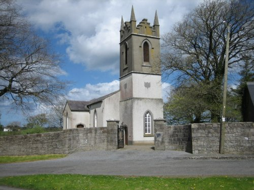 Commonwealth War Graves St. Mary Church of Ireland Churchyard