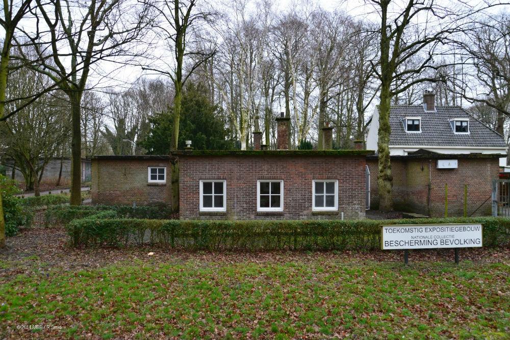 Museum Bescherming Bevolking / Bunkercomplex Park Overvoorde