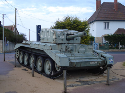 Centaur IV Sword Beach