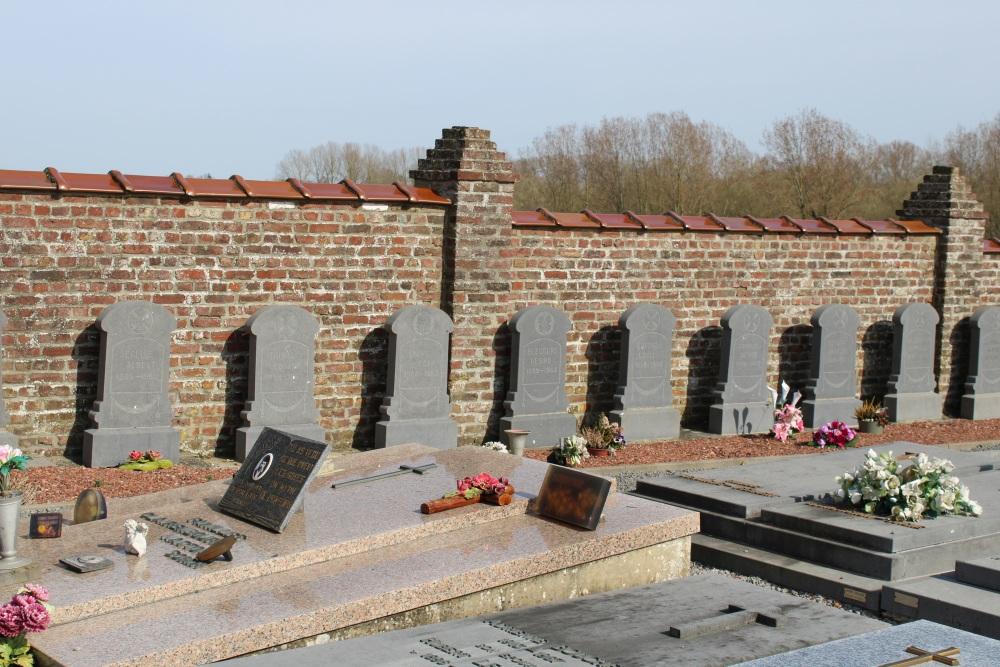 Graven Oudstrijders Autre-Eglise