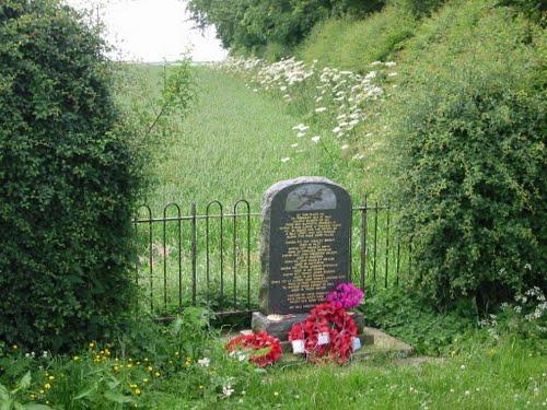 Monument Halifax Bommenwerper
