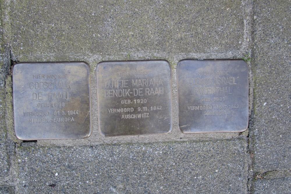 Remembrance Stones Koningsweg 52