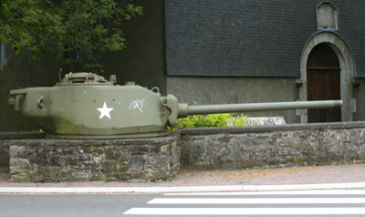 Sherman Turret direction Arlon