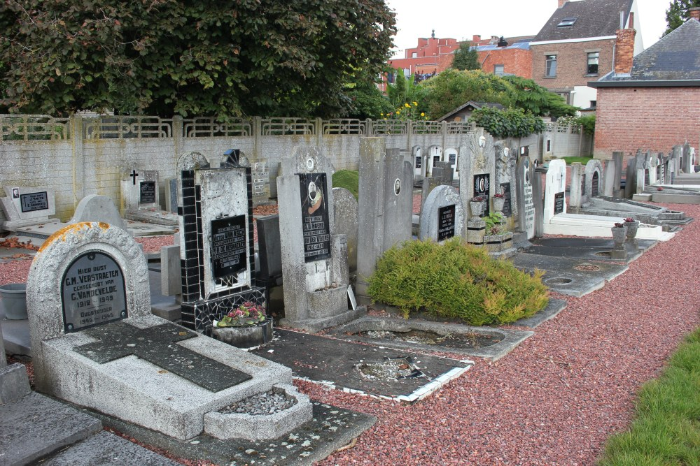 Veteran War Graves Eppegem