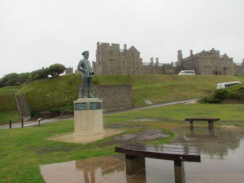 Standbeeld Ramsay Dover Castle