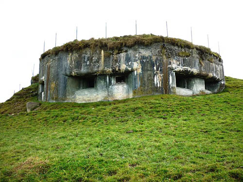Sperrstellung Sihlsee - Heavy Casemate Altberg (A7137)