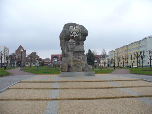 Oorlogsmonument Świdwin