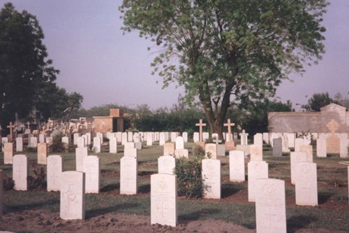 Commonwealth War Cemetery Khartoum