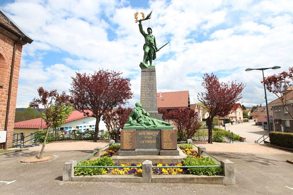 War Memorial Corcieux