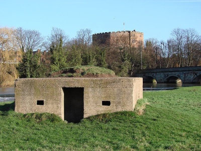 Pillbox FW3/24 Tamworth