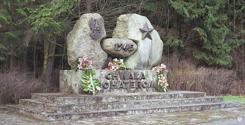 Sovjet-Poolse Oorlogsbegraafplaats Łężyce