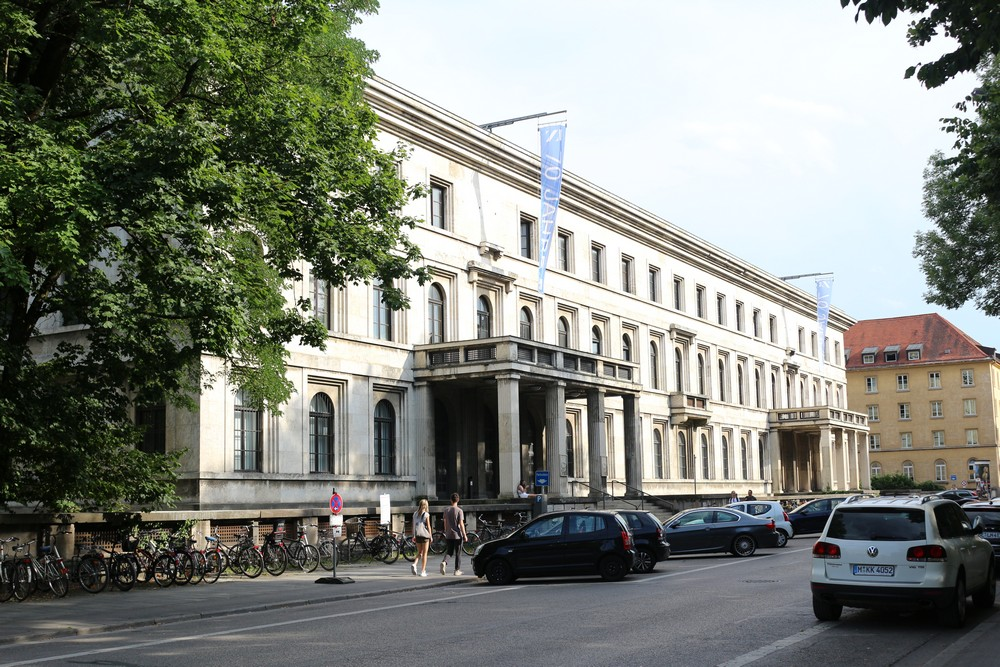 NSDAP Administratiegebouw