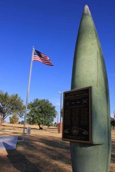 Monumentenpark Fort Sill