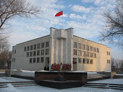 Massagraf Sovjet Soldaten Nr. 6 Voronezh