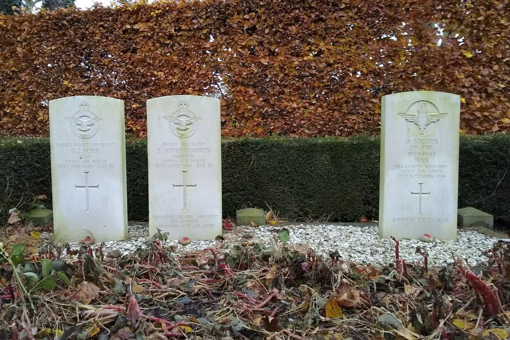 Oorlogsgraven van het Gemenebest Culemborg