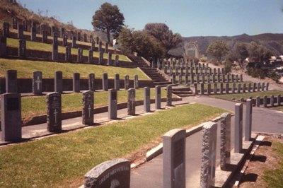 Commonwealth War Graves Lower Hutt Cemetery