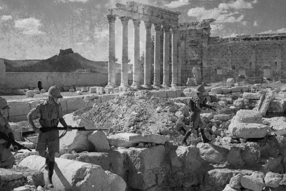 Palmyra Ruïnes
