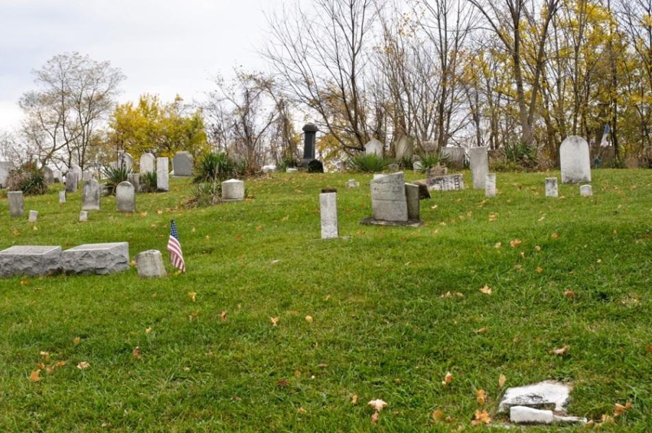 Amerikaans Oorlogsgraf Bloomingdale Cemetery