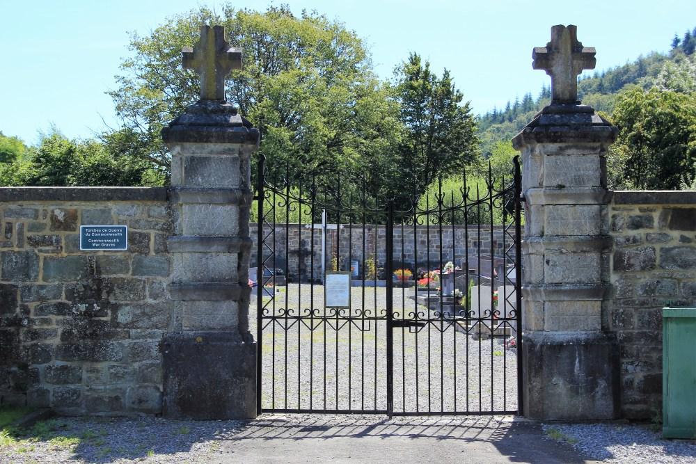 Belgian War Graves Ambly