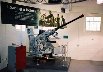 Explosion! - Museum of Naval Firepower