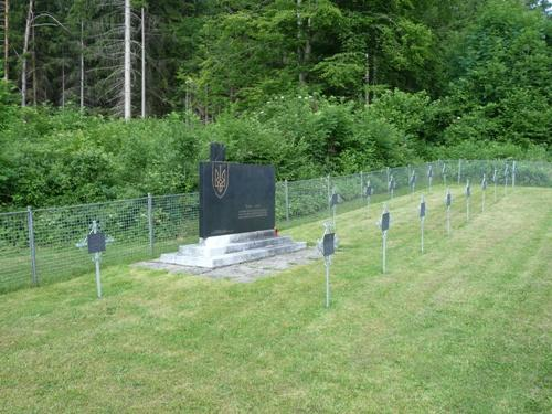 Ukraian War Graves Neu-Feffernitz