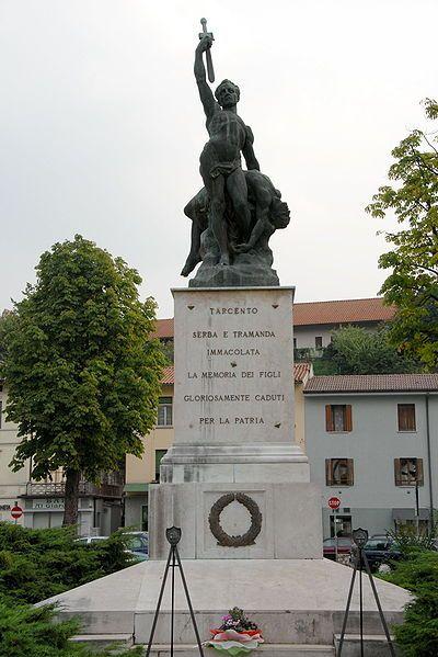 War Memorial Tarcento