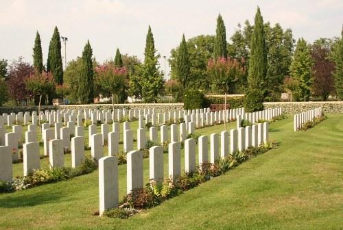 Tezze British Cemetery