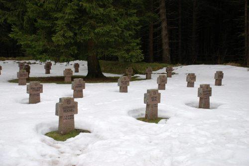 German War Cemetery Oderbrück