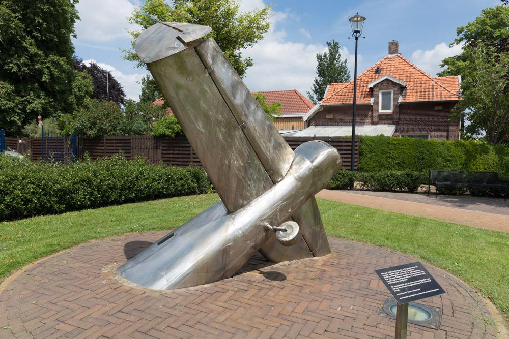 Crash Memorial Westerbeek
