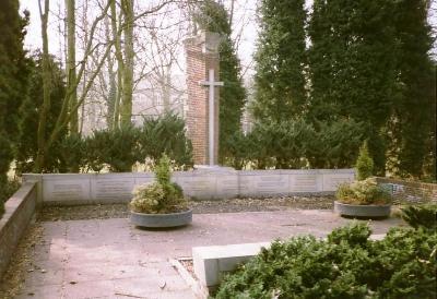 Dutch War Graves Oud-Rijswijk