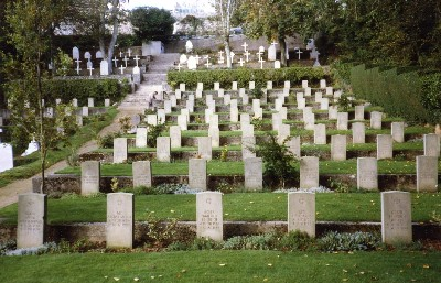 German War Graves Fort George