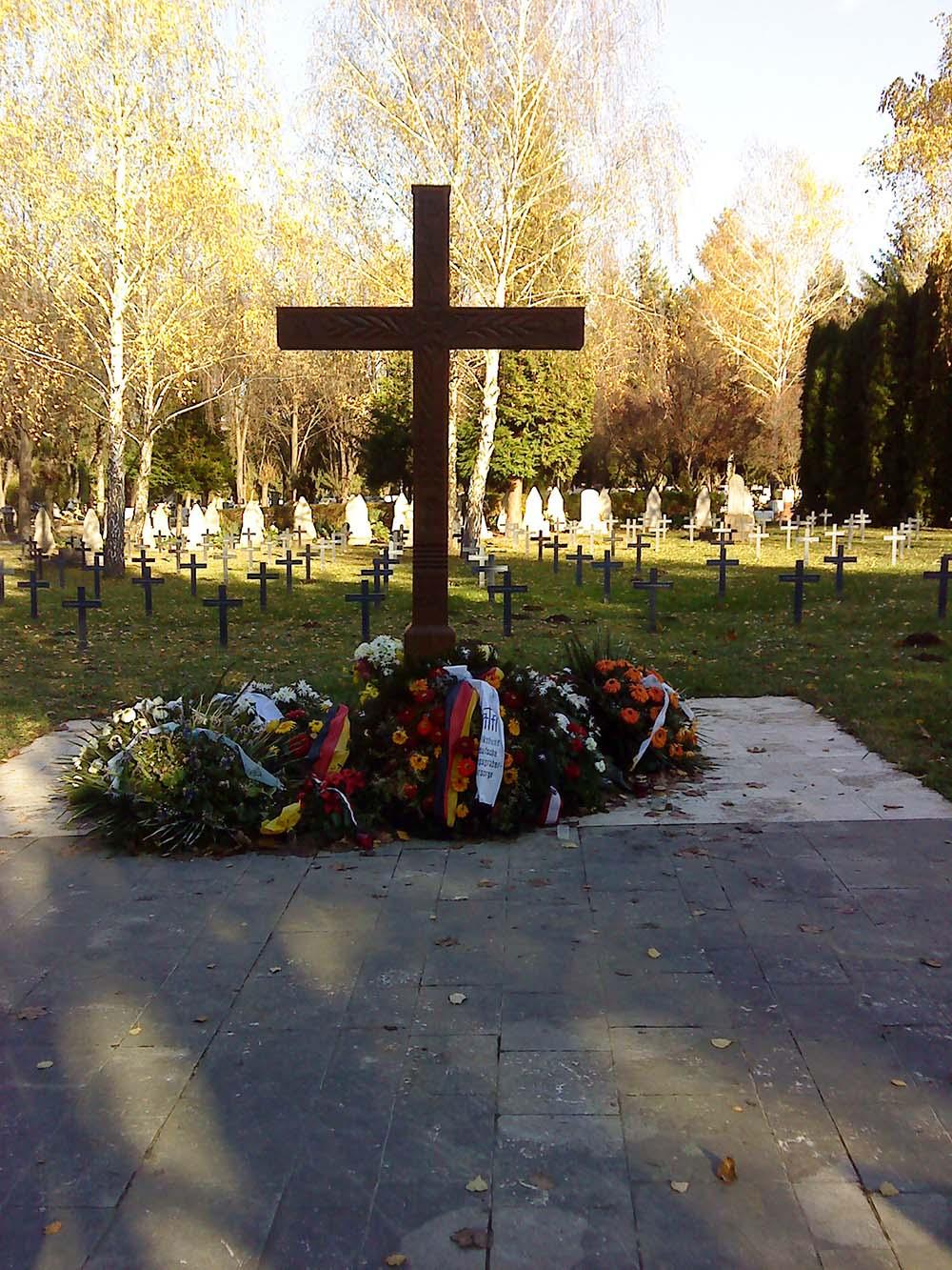 German War Graves Pecs