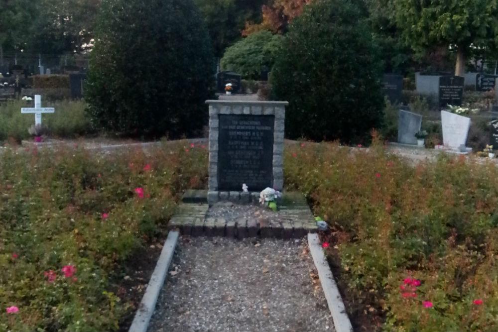 Memorial General Cemetery Linne
