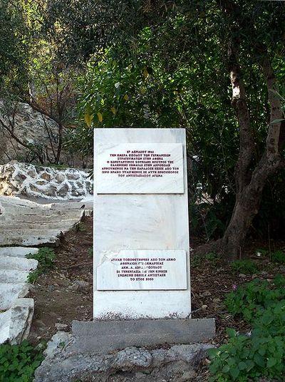 Monument Konstantinos Koukidis