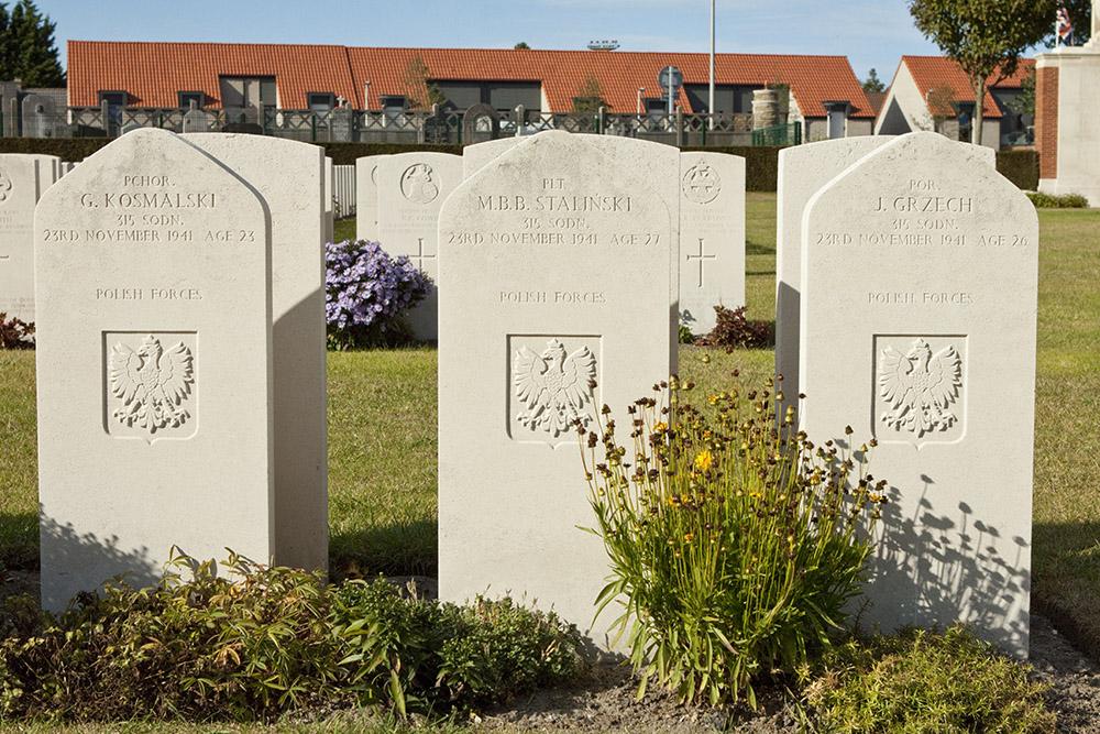 Polish War Graves Dunkerque