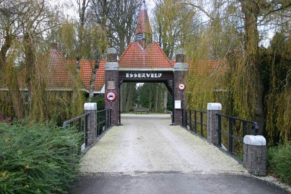 Dutch War Graves Cemetery Esserveld
