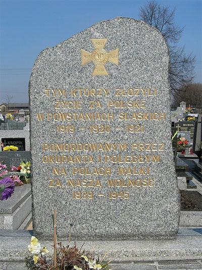 War Memorial Czerwionka-Leszczyny