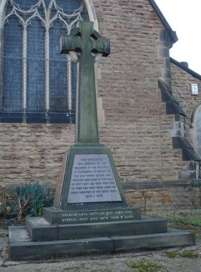 War Memorial Bulwell