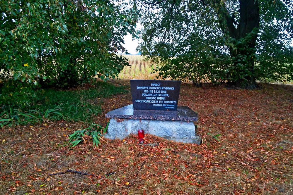 Oorlogsbegraafplaats Turka