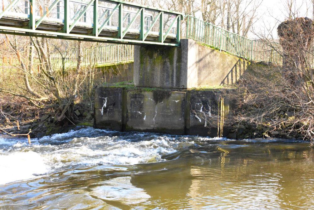 Dam Near Luchtenberg