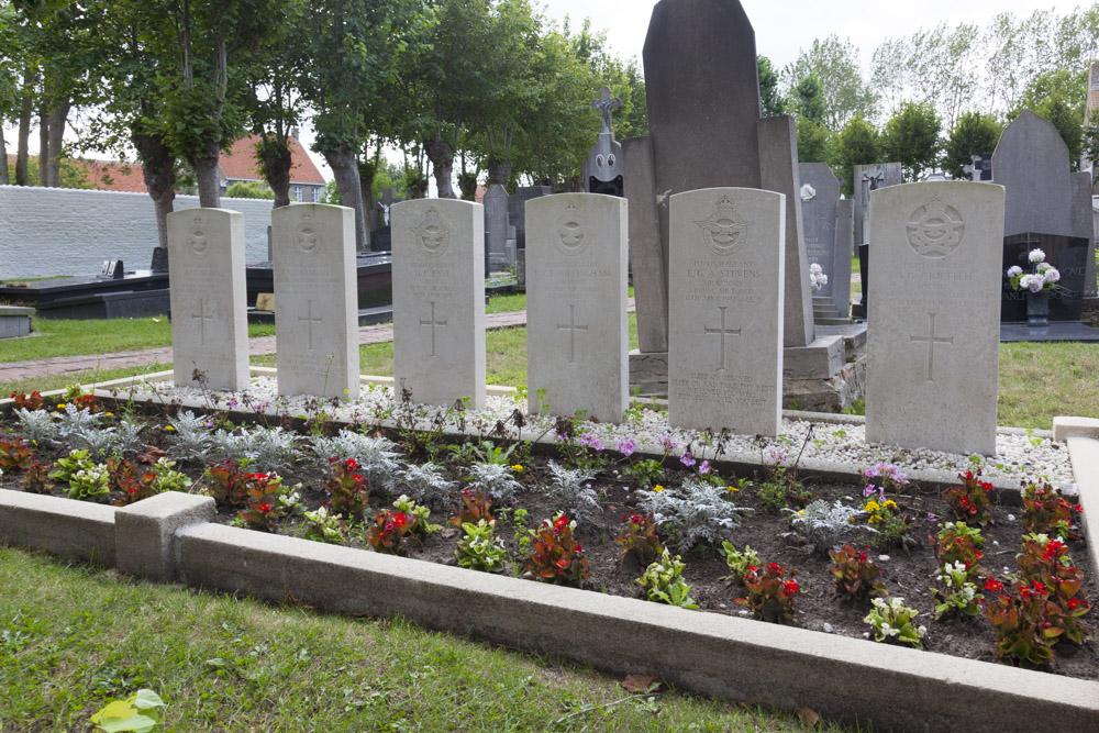 Commonwealth War Graves Vlissegem