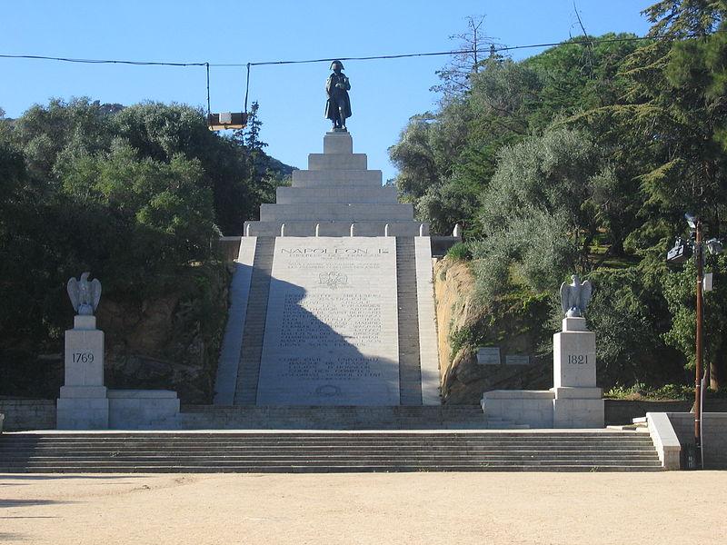Standbeeld van Napoleon Bonaparte