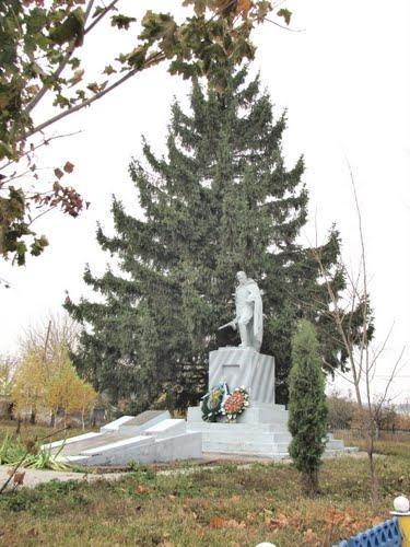 Massagraf Sovjet Soldaten Shatava