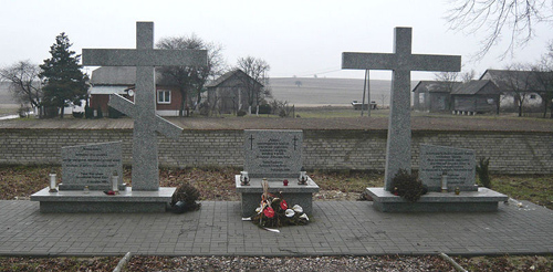 Oorlogsbegraafplaats Dziecinin