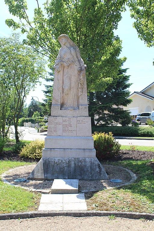 War Memorial Montagnat