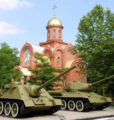 St. Georgius Kerk Odessa