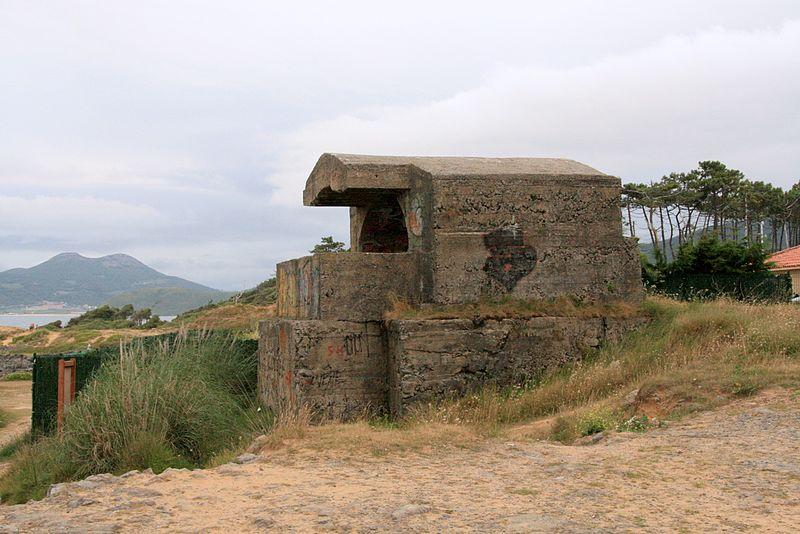 Artilleriekazemat Calle Los Pinares